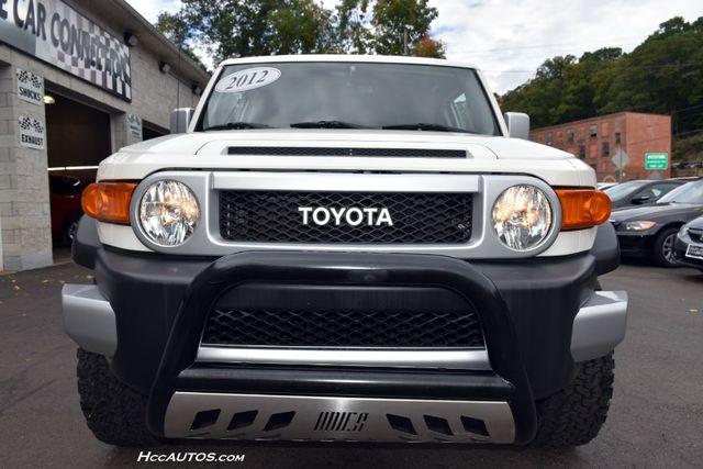 2012 Toyota FJ Cruiser 4WD 4dr Auto (Natl) Waterbury, Connecticut 7