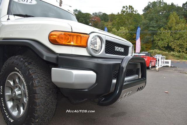 2012 Toyota FJ Cruiser 4WD 4dr Auto (Natl) Waterbury, Connecticut 8