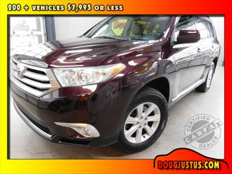 2012 Toyota Highlander BASE in Airport Motor Mile ( Metro Knoxville ), TN 37777