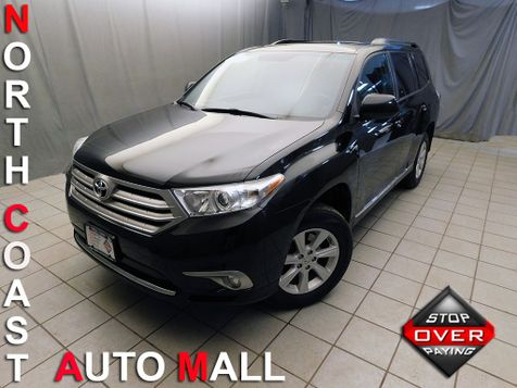2012 Toyota Highlander SE in Cleveland, Ohio