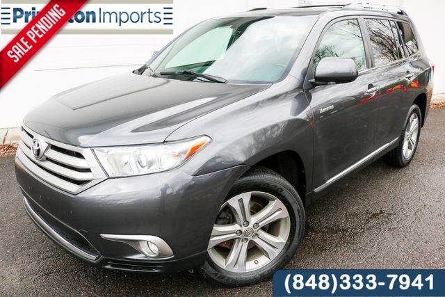 2012 Toyota Highlander Limited in Ewing, NJ 08638