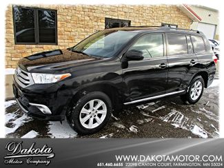 2012 Toyota Highlander SE Farmington, MN