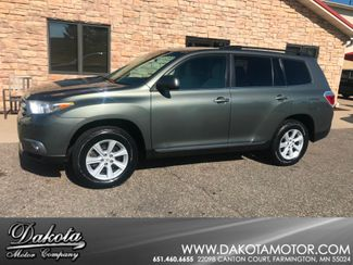 2012 Toyota Highlander Farmington, MN