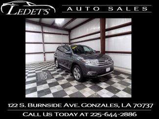 2012 Toyota Highlander in Gonzales Louisiana