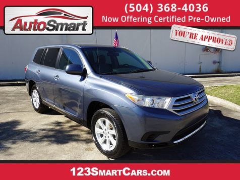 2012 Toyota Highlander SE FWD in Harvey, LA