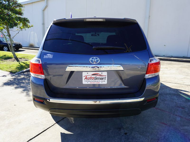 2012 Toyota Highlander SE FWD  city LA  AutoSmart  in Gretna, LA