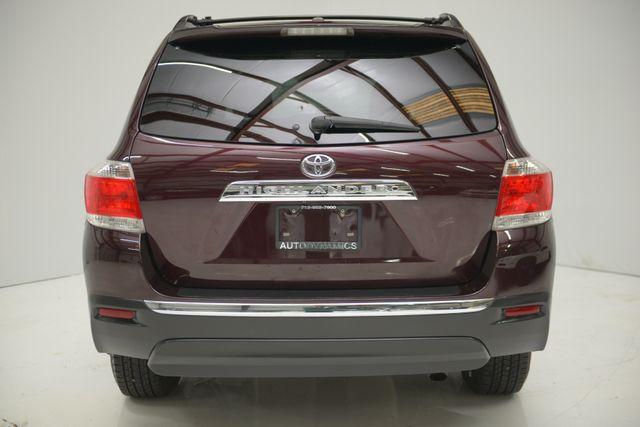 2012 Toyota Highlander Houston, Texas 10