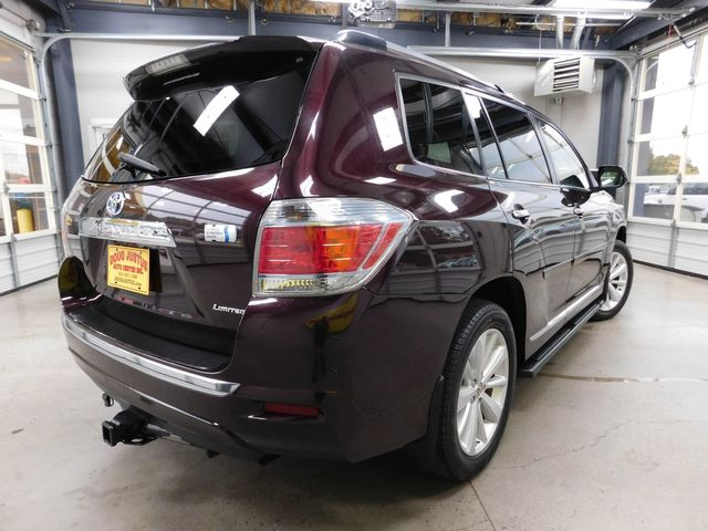 2012 Toyota Highlander Hybrid Limited in Airport Motor Mile ( Metro Knoxville ), TN 37777