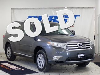 2012 Toyota Highlander SE Lincoln, Nebraska