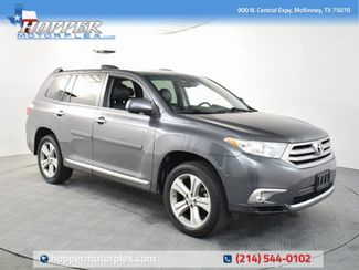 2012 Toyota Highlander Limited in McKinney, Texas 75070
