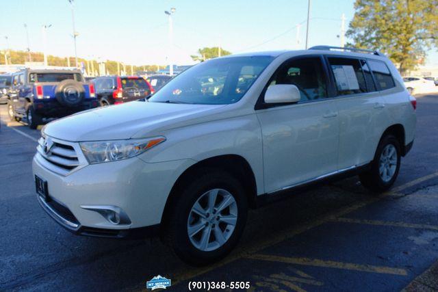 2012 Toyota Highlander SE in Memphis, Tennessee 38115