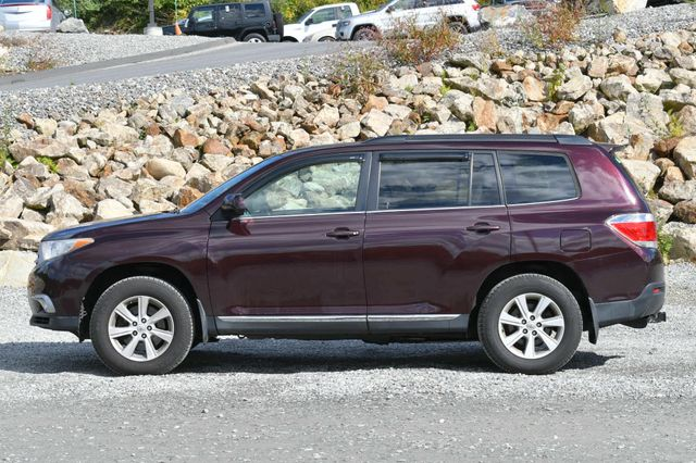 2012 Toyota Highlander SE Naugatuck, Connecticut 1