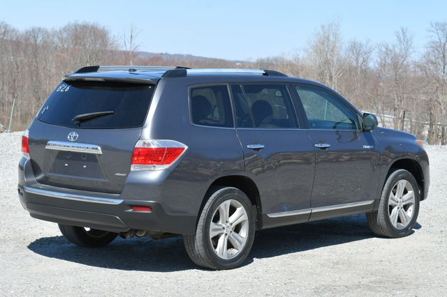 2012 Toyota Highlander Limited Naugatuck, Connecticut 6