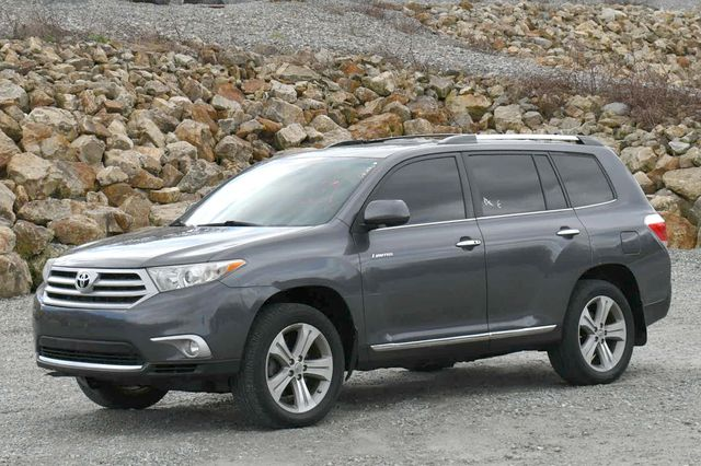2012 Toyota Highlander Limited Naugatuck, Connecticut 2