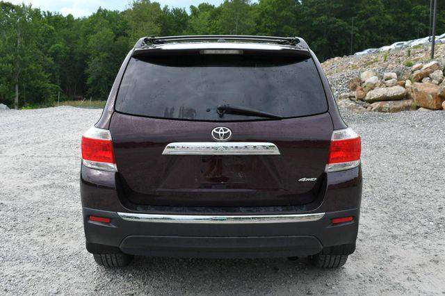 2012 Toyota Highlander 4WD Naugatuck, Connecticut 5