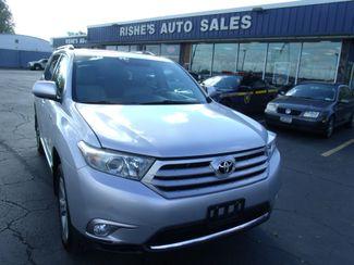 2012 Toyota Highlander Limited   Rishe's Import Center in Ogdensburg N.Y.,Lisbon N.Y.,Potsdam N.Y.,Canton N.Y.,Massena N.Y.,Watertown N.Y.,St Lawrence Co.  New York