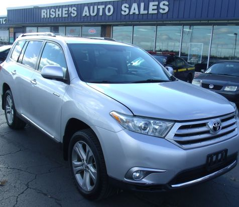 2012 Toyota Highlander Limited | Rishe's Import Center in Ogdensburg, New York