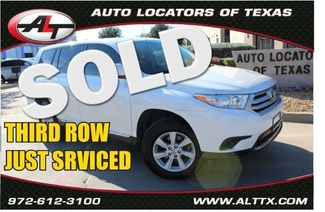 2012 Toyota Highlander Base | Plano, TX | Consign My Vehicle in  TX