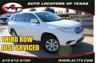 2012 Toyota Highlander Base in Plano, TX 75093