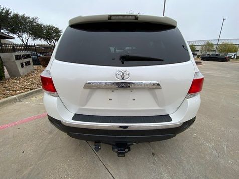2012 Toyota Highlander Limited | Plano, TX | Consign My Vehicle in Plano, TX
