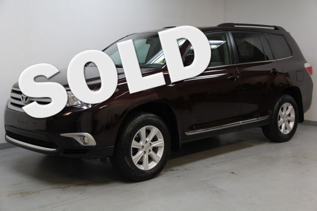 2012 Toyota Highlander 4WD Richmond, Virginia