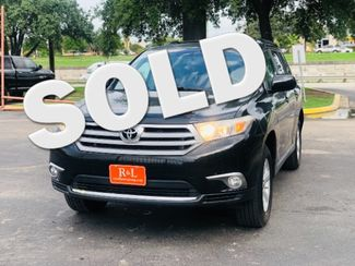 2012 Toyota Highlander Base 2WD V6 in San Antonio, TX 78233