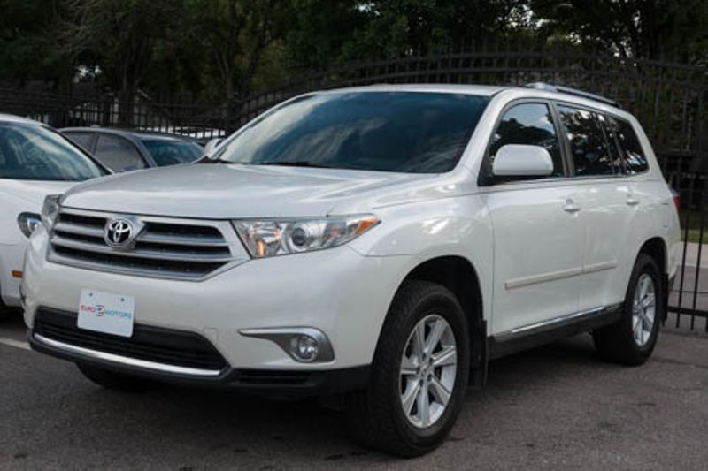 2012 Toyota Highlander    Texas  EURO 2 MOTORS  in , Texas