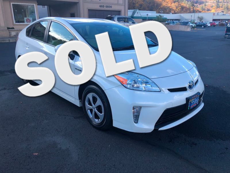 2012 Toyota Prius Two | Ashland, OR | Ashland Motor Company in Ashland OR