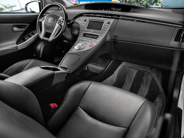 2012 Toyota Prius Four Burbank, CA 11