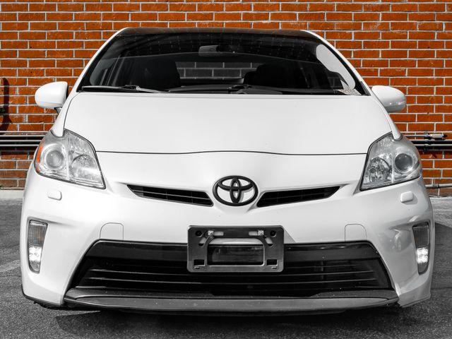 2012 Toyota Prius Four Burbank, CA 4
