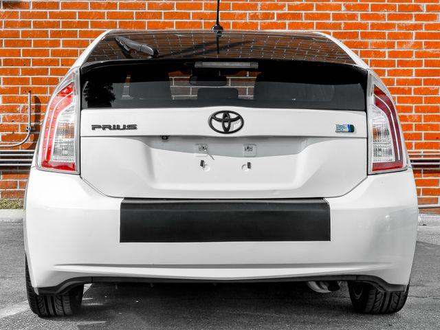 2012 Toyota Prius Four Burbank, CA 5