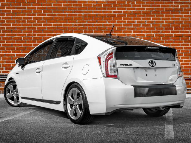 2012 Toyota Prius Four Burbank, CA 7