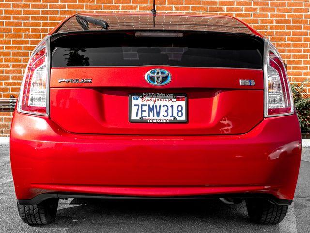 2012 Toyota Prius Two Burbank, CA 6