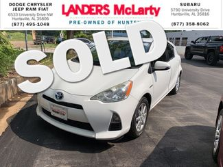 2012 Toyota Prius c Three | Huntsville, Alabama | Landers Mclarty DCJ & Subaru in  Alabama