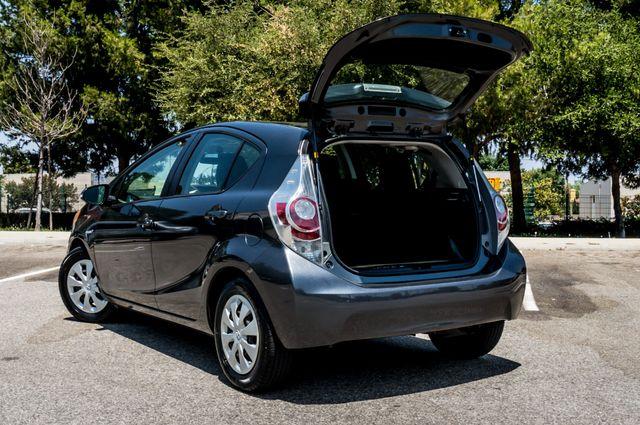 2012 Toyota Prius c Two Reseda, CA 9