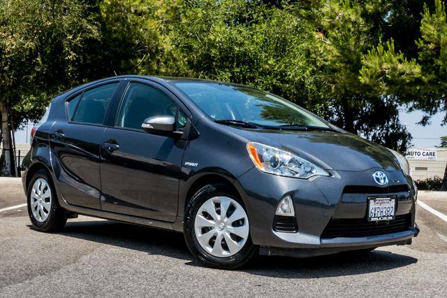 2012 Toyota Prius c Two Reseda, CA 3