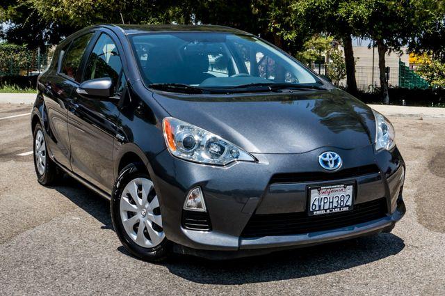 2012 Toyota Prius c Two Reseda, CA 40