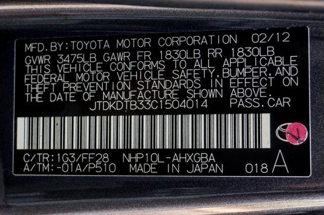 2012 Toyota Prius c Two Reseda, CA 36