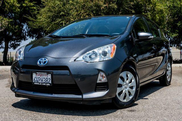 2012 Toyota Prius c Two Reseda, CA 37