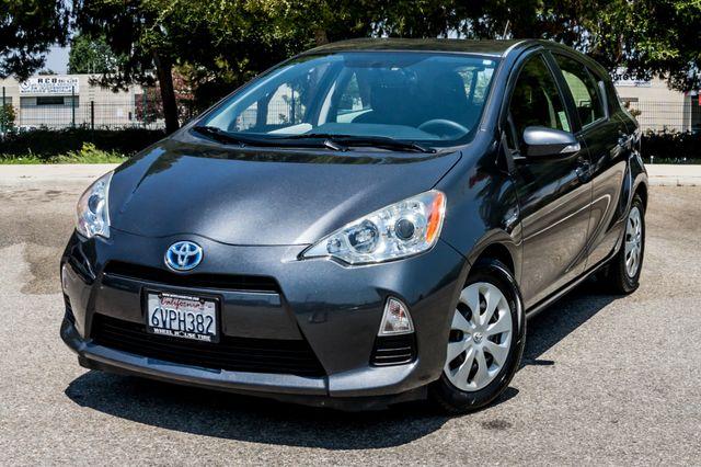2012 Toyota Prius c Two Reseda, CA 38