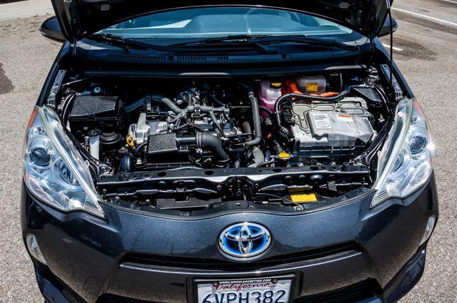 2012 Toyota Prius c Two Reseda, CA 34