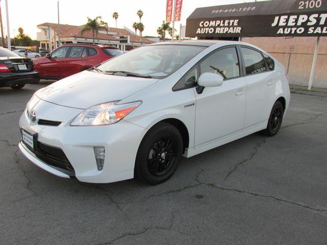 2012 Toyota Prius Three in Costa Mesa, California 92627