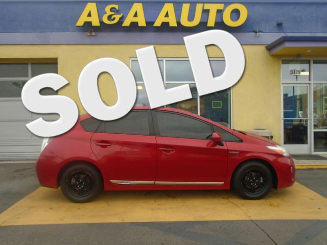 2012 Toyota Prius Four in Englewood CO, 80110