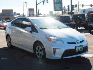 2012 Toyota Prius Three Englewood, CO 2