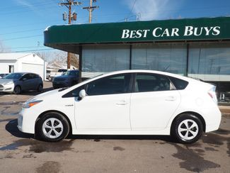 2012 Toyota Prius Three Englewood, CO 8