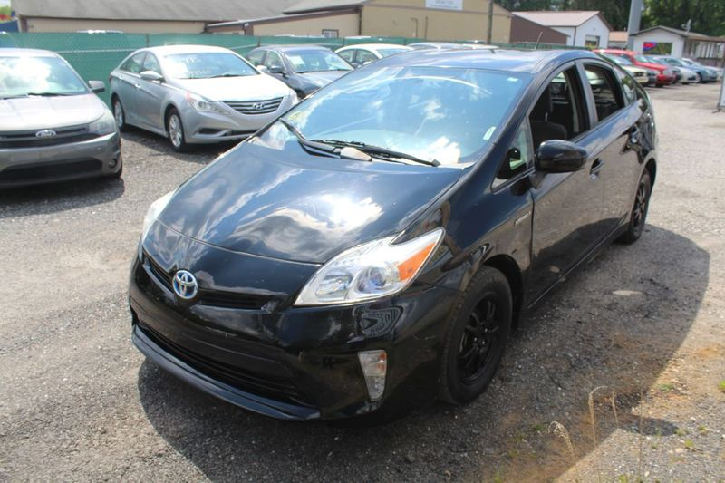 2012 Toyota Prius Three  city MD  South County Public Auto Auction  in Harwood, MD