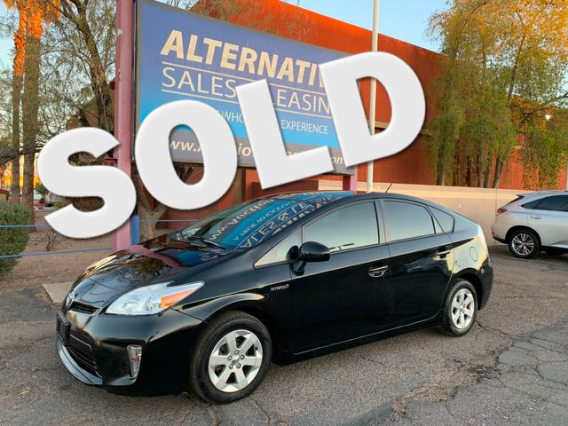2012 Toyota Prius III - Loaded 3 MONTH/3,000 MILE NATIONAL POWERTRAIN WARRANTY Mesa, Arizona