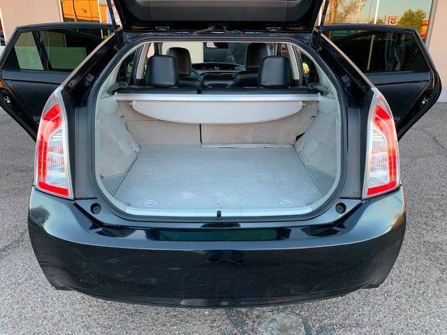 2012 Toyota Prius III - Loaded 3 MONTH/3,000 MILE NATIONAL POWERTRAIN WARRANTY Mesa, Arizona 11