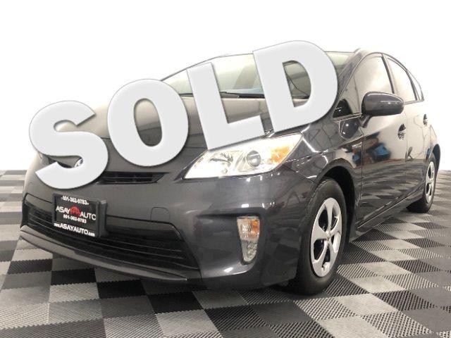 2012 Toyota Prius Prius II LINDON, UT