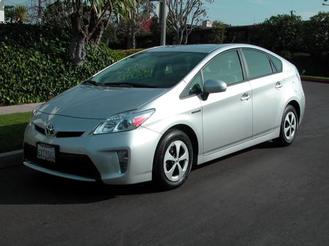 2012 Toyota Prius, Level Three,  Low Mileage, Full Maintenance Factory Warranty! in , California